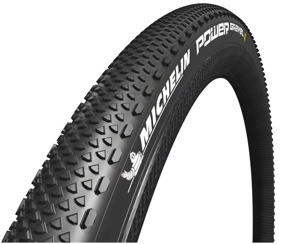 Pneu Michelin POWER Gravel Tubeless Ready 700x33
