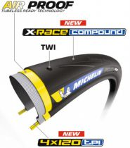 Pneu Michelin POWER Road Tubeless Ready 700x25