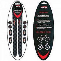Pochette Stickers Carbon Protection Vélo Setlaz