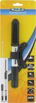 Pompe Mini Var Premium Valve Presta & Schrader - 6 Bars - Super Promo