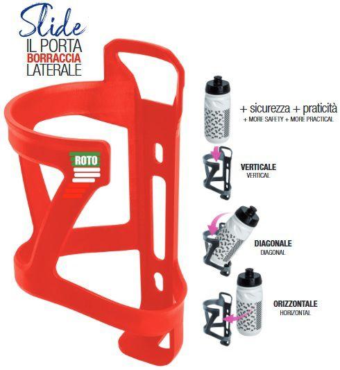 Porte Bidon Roto Slide - Sortie Latérale