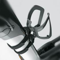 Porte Bidon Sks Topcage + Adaptateur Anywhere Fixation par Velcro