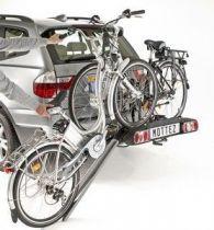 Porte-Vélos Electriques Mottez Réf. A023P2ELEC Premium Plateforme Attelage - 2 Vélos