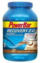 Pot 1144g PowerBar Recovery 2.0 de Récupération
