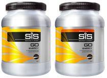 Pot 1kg SIS Go Energy - Boisson à Diluer