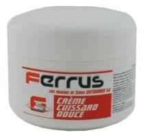 Pot 200cc Ferrus Crème Douce Anti-Irritation pour Cuissard