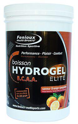 "Pot 600g Boisson Fenioux \""HYDROGEL BCAA ELITE\"""