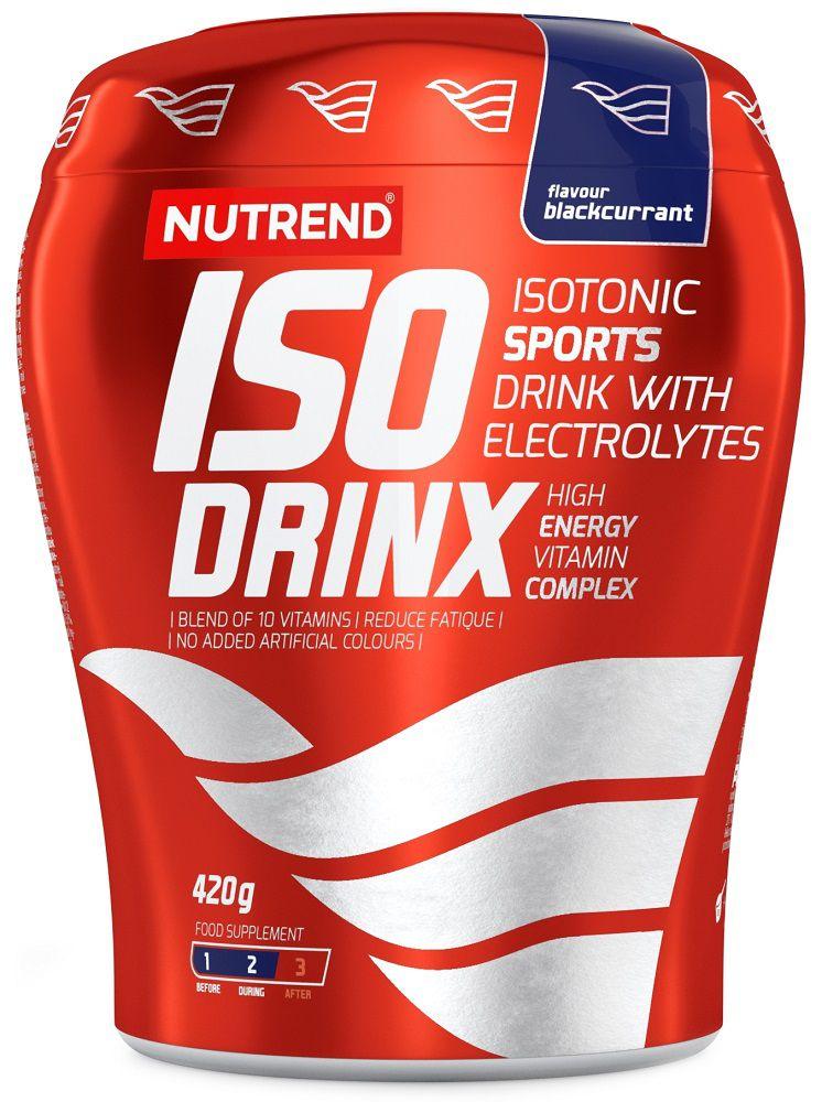 Pot Poudre 420g Nutrend IsoDrinx