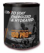 Pot Poudre Born Iso Pro+ Sports Drink + Peptopro 280g - Special Starter Pack