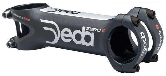 Potence Deda Zero 2 83° Noir/Argent