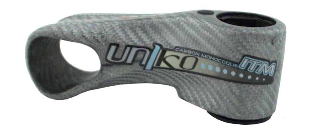 Potence ITM Uniko Carbon Argent 31.8 - Prix Sacrifié