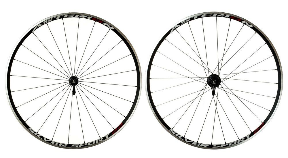 Roues Asterion Silver Sport 22