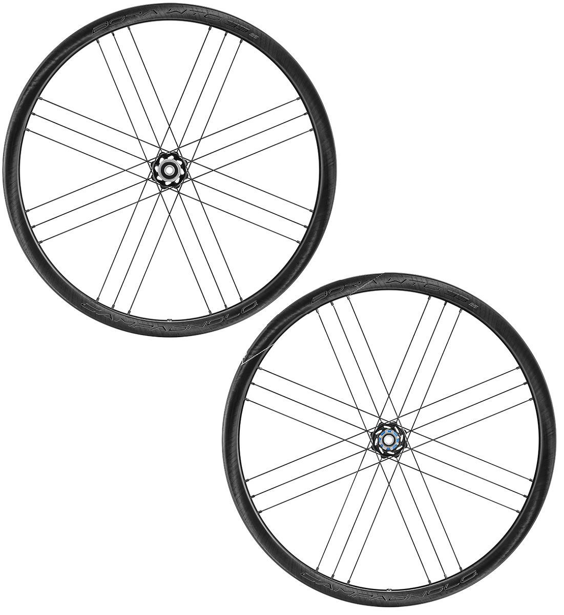 Roues Campagnolo Bora WTO 33 Carbone Disc 2WF - Réf. WH20-BOWTODFR33