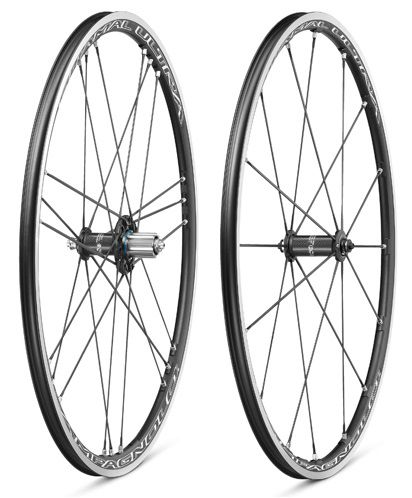 Roues Campagnolo Shamal C17 2-Way Fit Noir Tubeless