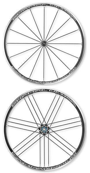 Roues Campagnolo Shamal Ultra C17 + Housses - Promo