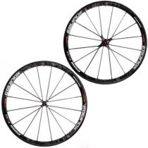 Roues Equinox Advantage RT38 Plus Blanc à Boyau - Promo