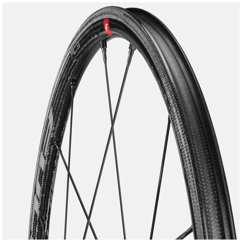 Roues Fulcrum Racing Zero Carbon C17 Pneu