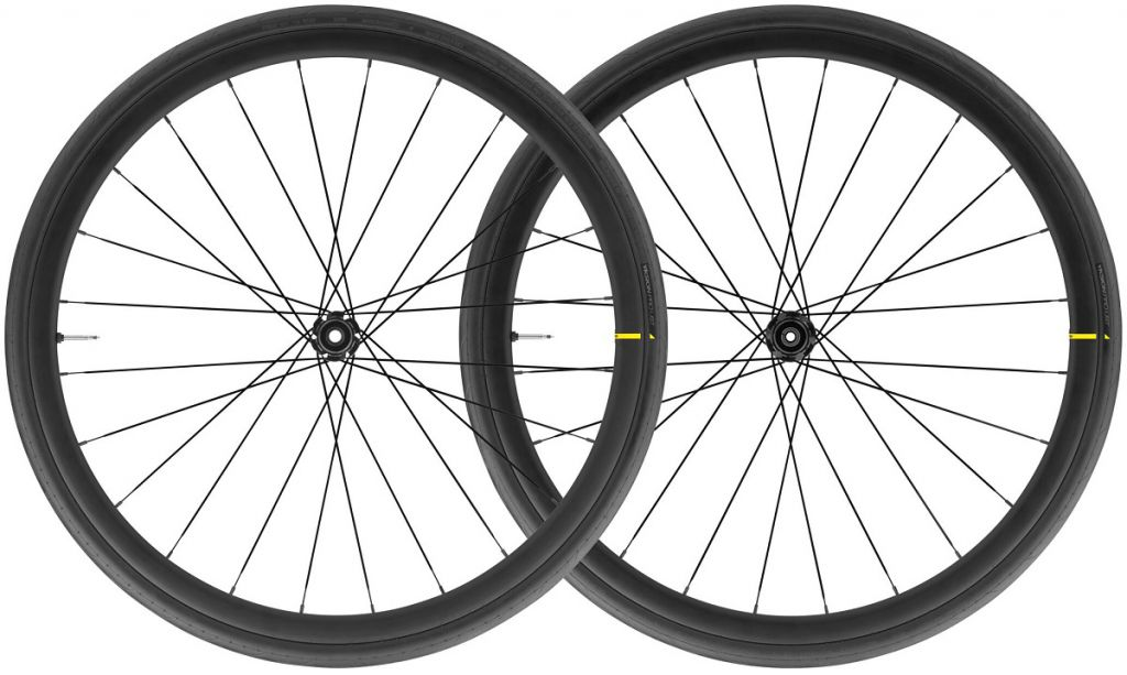 Roues Mavic Cosmic Elite UST Disc 2020