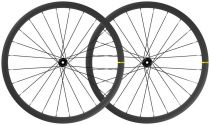 Roues Mavic Cosmic SL 32 Disc Center Lock - 2021 + 2 Pneus