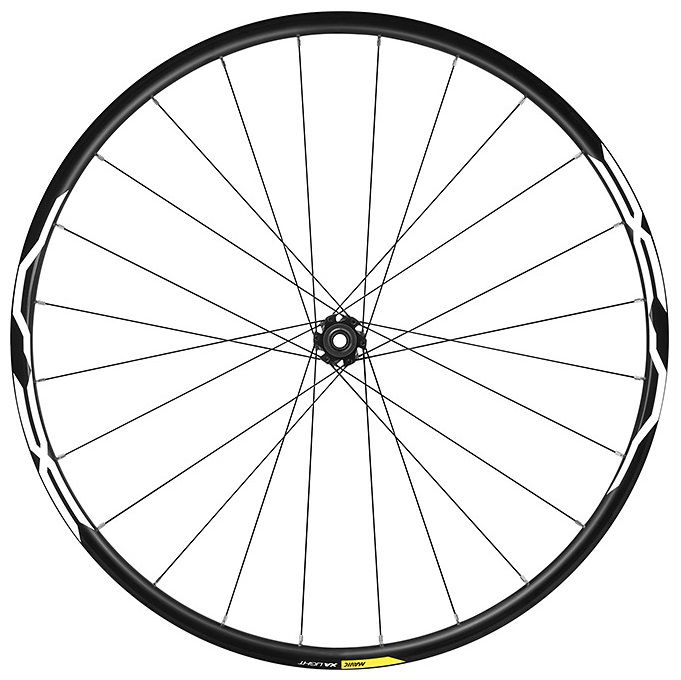 Roues Mavic XA Light 29 Black - 2018 + K7