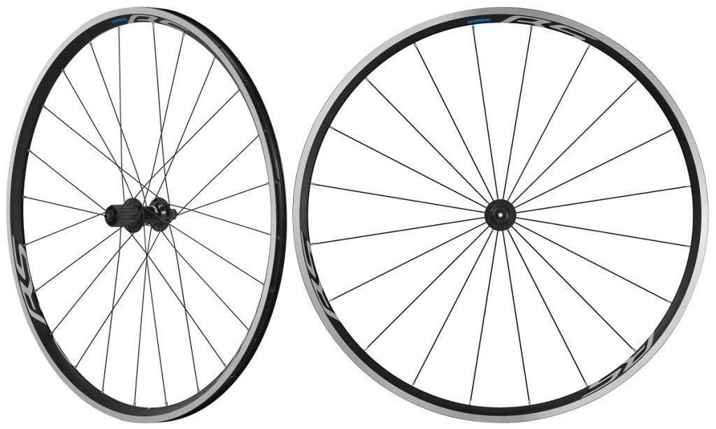 Roues Shimano RS100