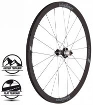 Roues Vision Trimax 35 KB V17 Stickers Gris New 2018 - Super Promo