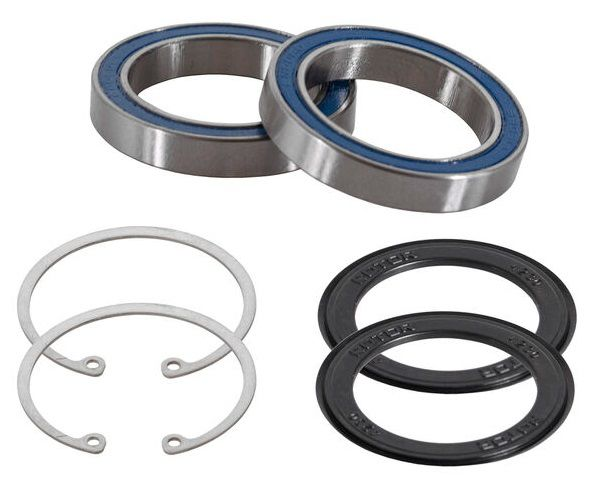 Roulements Bearings Boîtier Rotor BB30/BBright Acier - Paire