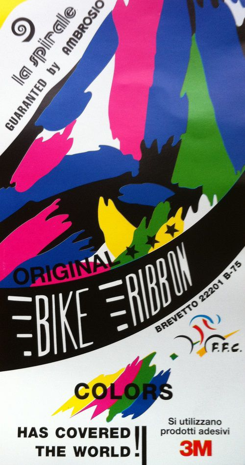 Ruban de Guidon Bike Ribbon