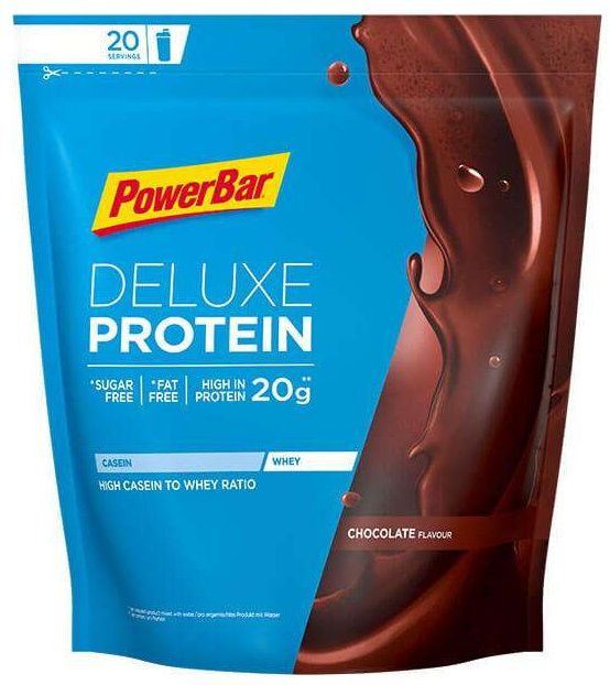 Sac 500g PowerBar Deluxe Protein