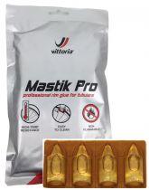 Sachet de 4 Tubes Colle Vittoria Mastik Pro
