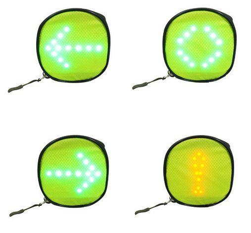 Sacoche de Selle Newton avec Signalisation Intégrée