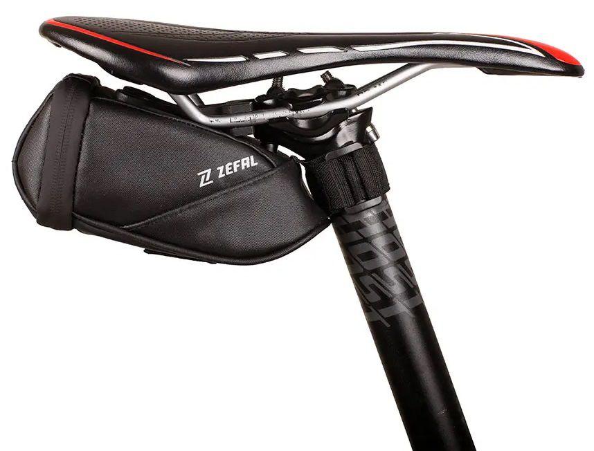Sacoche de Selle Zefal Iron Pack 2 S-TF - 50cl
