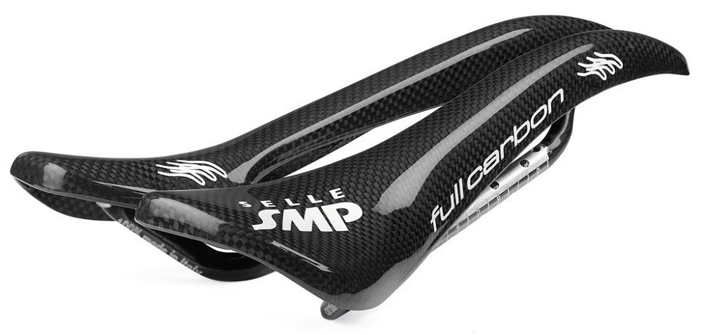 Selle SMP Full Carbon Anti-Compression - 263x129 mm