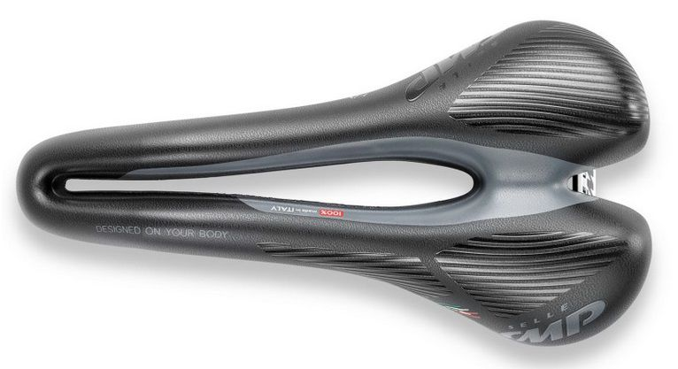 Selle SMP Hybrid Anti-Compression - 275x145 mm