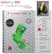 Socquettes Compressive WePerf WeRun