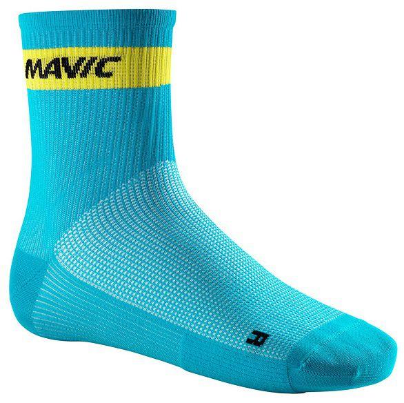 Socquettes Mavic Cosmic Mid Sock 2016/2017