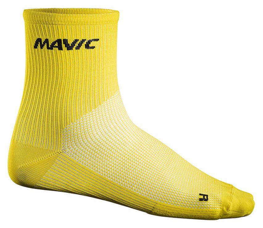 Socquettes Mavic Cosmic Mid Sock 2017/18