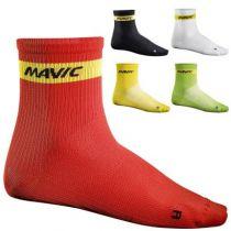 Socquettes Mavic Cosmic Mid Sock New 2016