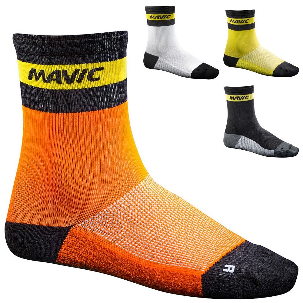 Socquettes Mavic Ksyrium Carbon Sock New 2016