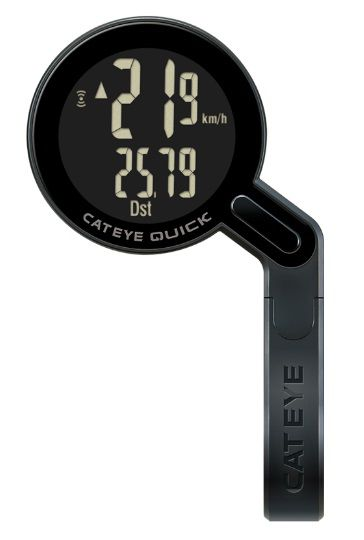 Support Compteur CatEye Quick Wireless