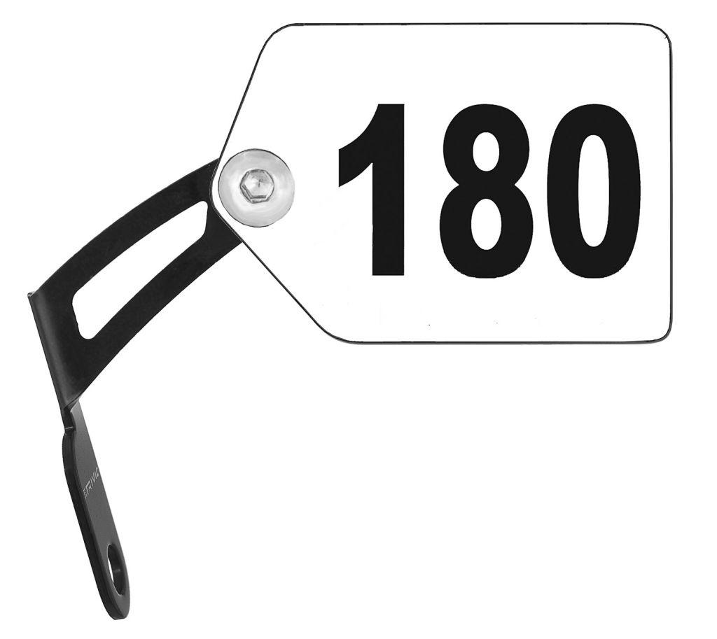 Support Numéro de Départ Trivio TRV-SP-015