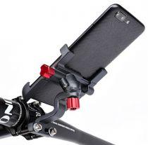 Support Smartphone FS Promend Aluminium Noir pour Smartphone - Réf. SJJ-299B