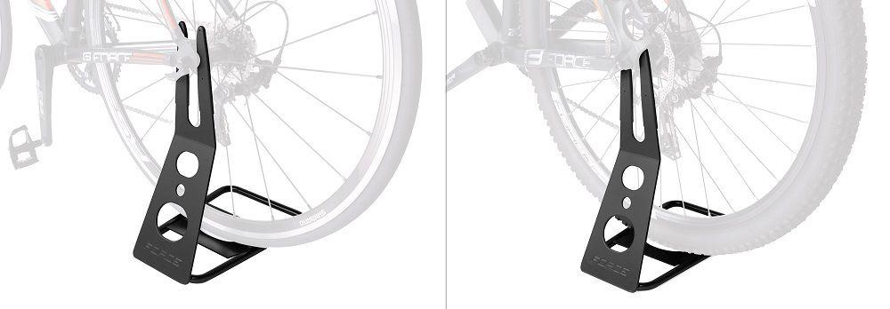 Support Vélo Force Maintien par Axe Arrière - Réf. 89956