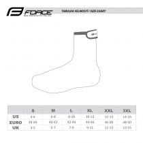 Sur Chaussures Force Neoprene Basic