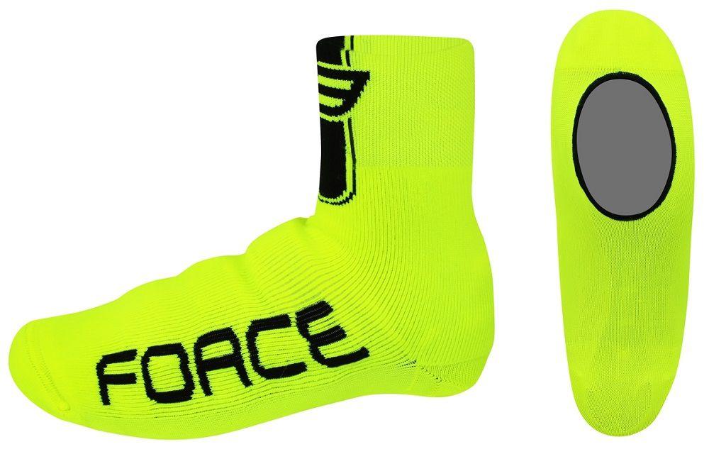 Sur Chaussures Force Tricotées
