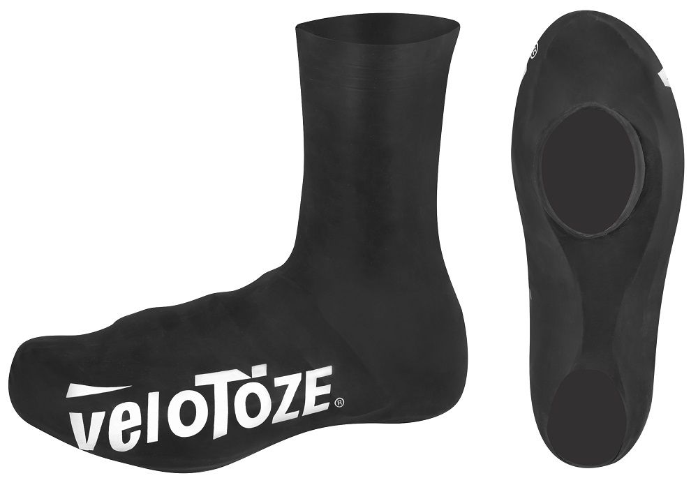 Sur Chaussures Pluie VeloToze Road Latex