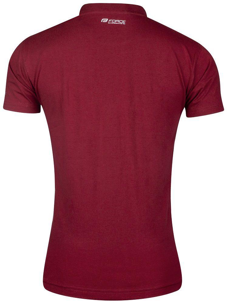 T-Shirt Force Flow court