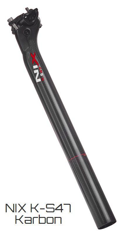 Tige Selle Carbone Nix K-S47
