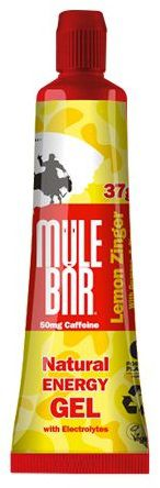 Tube 37g Gel MuleBar Duo Tonic Lemon Zinger Bouchon Refermable
