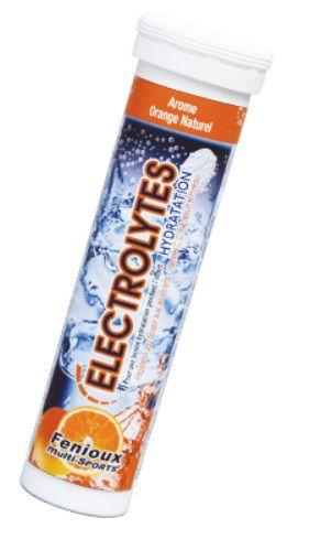 Tube Fenioux 15 Comprimés Effervescents Electrolytes